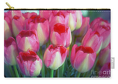 Time For Tulips Carry-all Pouch