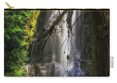 Carry-all Pouch featuring the photograph Time Is An Illusion by Cat Connor