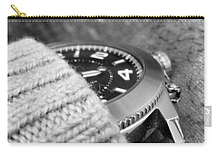 Carry-all Pouch featuring the photograph Time Machine by Robert Knight