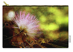 Time Reaches Forever Carry-all Pouch by Mike Eingle