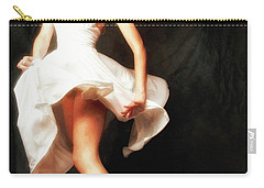 Timeless  ... Carry-all Pouch by Chuck Caramella