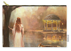 Carry-all Pouch featuring the painting Timeless by Steve Henderson