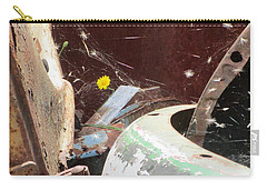 Carry-all Pouch featuring the photograph Timeless Wish by Marie Neder