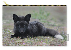 Here's Looking At You Carry-all Pouch by Elvira Butler