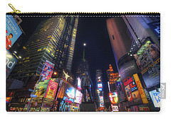 Times Square Moonlight Carry-all Pouch