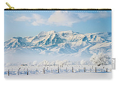 Timp In Winter Carry-all Pouch