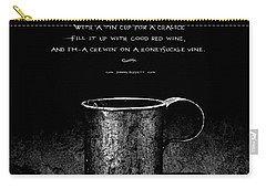 Tin Cup Chalice Lyrics Carry-all Pouch