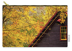 Tingler's Mill In Fall Carry-all Pouch