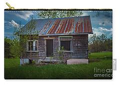 Tiny Farmhouse Carry-all Pouch