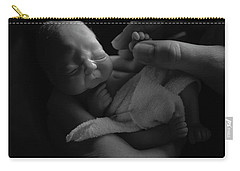 Tiny Fingers Carry-all Pouch