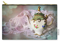 Tiny Teapot  Carry-all Pouch