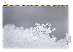 Carry-all Pouch featuring the photograph Tiny Worlds I by Ana V Ramirez