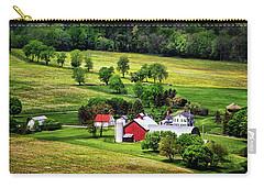 Tioga County Farmstead Carry-all Pouch
