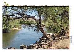 Tiptoeing Carry-all Pouch