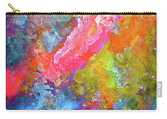 Title. Intermezzo Odyssey Painting Carry-all Pouch