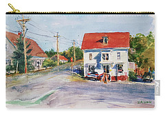 Salty Market, North Truro Carry-all Pouch