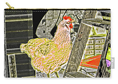 To Climb The Corporate Ladder . . . Carry-all Pouch