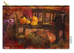 To Everything There Is A Season 2015 Carry-all Pouch