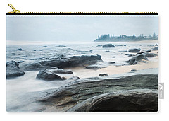 Carry-all Pouch featuring the photograph To Guard The Shore by Parker Cunningham