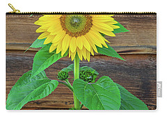 To Love And Be Loved Is To Feel The Sun From Both Sides.  Carry-all Pouch