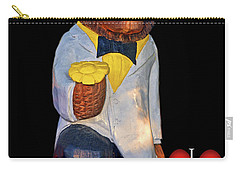 To My Valentine 002 Carry-all Pouch by George Bostian