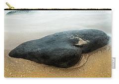 Carry-all Pouch featuring the photograph To Stay Between by Parker Cunningham
