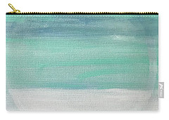 Carry-all Pouch featuring the painting To The Moon by Kim Nelson