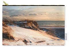 Carry-all Pouch featuring the photograph To The Sea by Robin-Lee Vieira