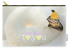Carry-all Pouch featuring the photograph To You #001 by Tatsuya Atarashi