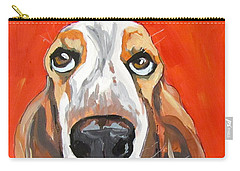 Toby Carry-all Pouch by Barbara O'Toole