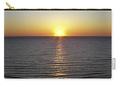 Carry-all Pouch featuring the photograph Today by Rhonda McDougall