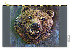Together Again Carry-all Pouch by Ron Haist