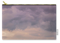 Together Looking At The Sky Carry-all Pouch by Edgar Laureano