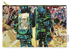 Carry-all Pouch featuring the painting Together by Tony Rubino
