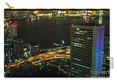 Tokyo Bay Area Skyline Carry-all Pouch