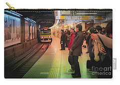 Tokyo Metro, Japan Carry-all Pouch