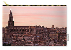 Toledo Cathedral Carry-all Pouch