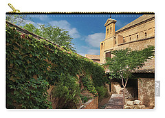 Toledo Courtyard Carry-all Pouch