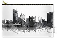 Toledo Ohio Skyline Carry-all Pouch