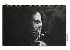 Tom Crean Antarctic Explorer - Dated Portrait Carry-all Pouch