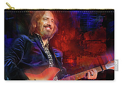 Tom Petty And The Heartbreakers Carry-all Pouch