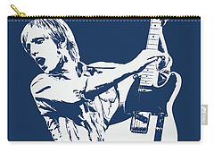 Tom Petty - Portrait 02 Carry-all Pouch