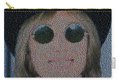 Tom Petty Song List Mosaic Carry-all Pouch
