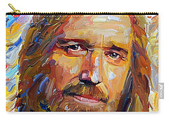 Tom Petty Tribute Portrait 1 Carry-all Pouch