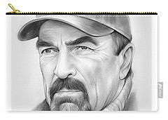 Tom Selleck Carry-all Pouch