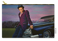 Tom Waits Carry-all Pouch by Paul Meijering