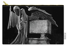 Carry-all Pouch featuring the mixed media Tomas Riddle Tomb Harry Potter by Gina Dsgn
