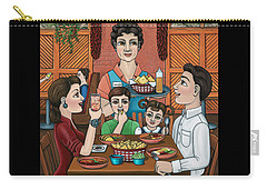Tomasitas Restaurant Carry-all Pouch