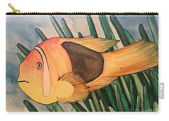 Tomato Clown Fish Carry-all Pouch