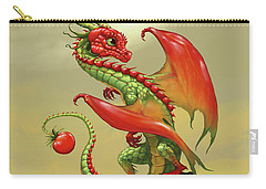 Tomato Dragon Carry-all Pouch